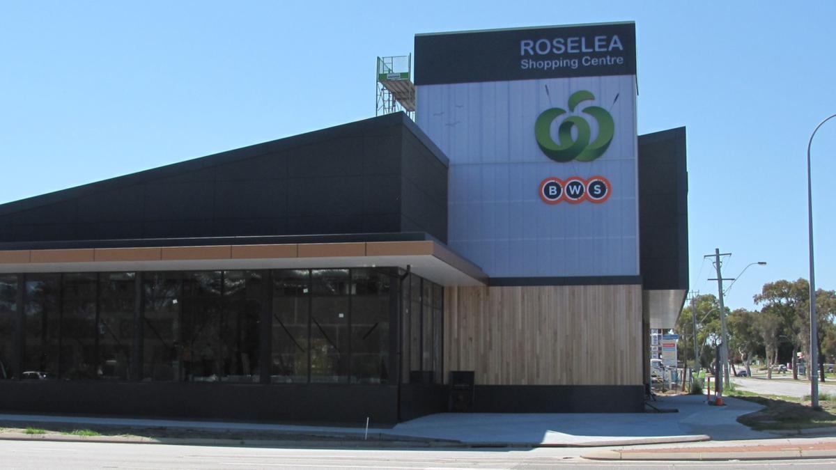 Roselea Village Shopping Centre